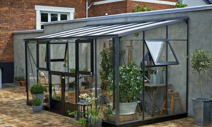 дизайн зимнего сада в частном доме фото