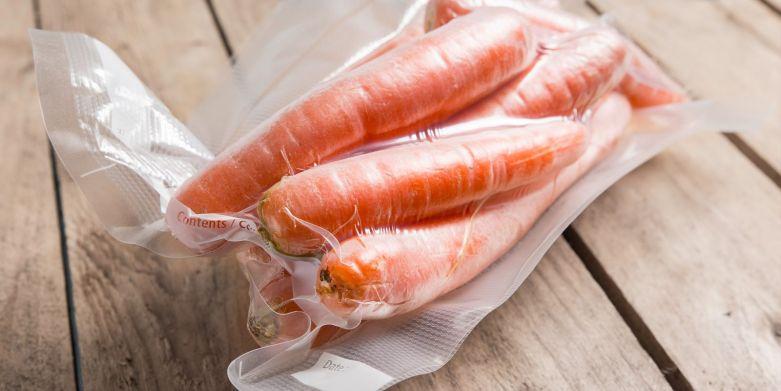 хранение моркови в ваккуме