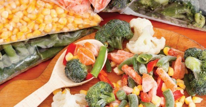 овощные смеси для заморозки своими руками