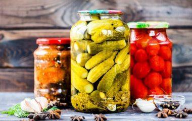 вкусные закрутки на зиму из овощей