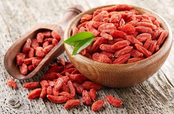 ягоды барбариса сушеные