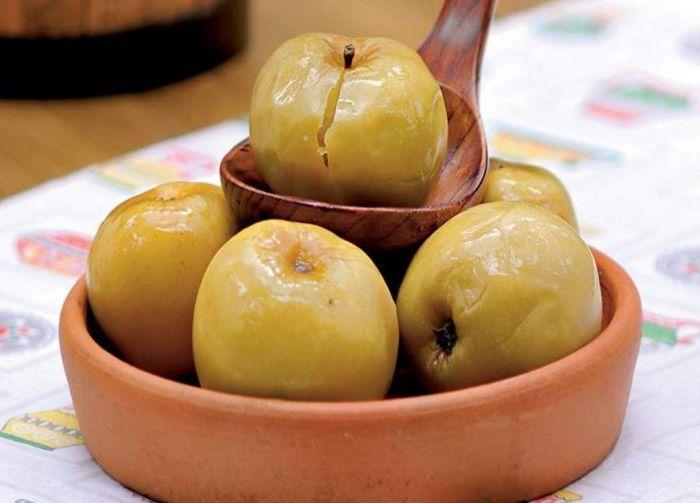 яблоки моченые как сделать дома